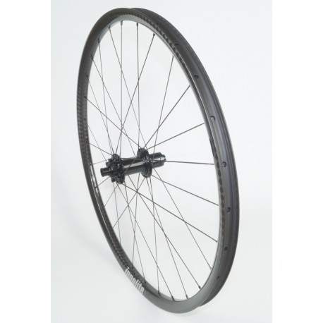 Rear wheel XT92 Boost Yuniper 148/12/28 Shimano